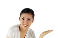 Korean woman Stock Photos