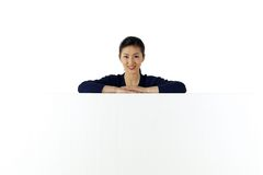 Korean woman Royalty Free Stock Photography