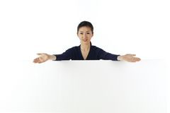 Korean woman Royalty Free Stock Photos