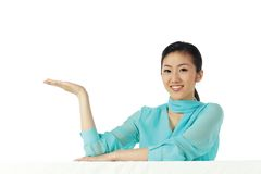 Korean woman Stock Images