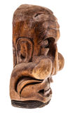 Korean wooden mask Stock Images