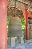 Koreanische alte Glocke Lizenzfreie Stockfotos
