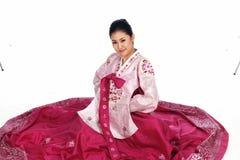 Koreanische Dame Stockbild