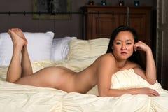 Koreanische Frau Lizenzfreie Stockfotografie