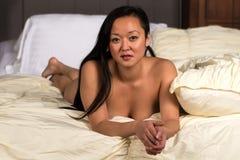 Koreanische Frau Stockbild