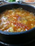 Koreanische Nahrung Stockfotografie