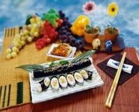 Koreanische Nahrung lizenzfreie stockbilder