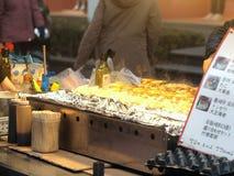 Koreanische Nahrung Lizenzfreies Stockfoto