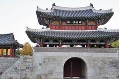 Koreanische Pagode Lizenzfreie Stockbilder