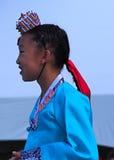 Koreanischer Tänzer Lizenzfreie Stockbilder
