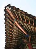Koreanischer Tempel Stockfotos