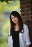 Koreanisches Modell Lizenzfreies Stockbild
