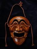 koreansk maskering arkivbild