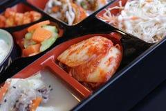 Koreansk matset Royaltyfri Foto