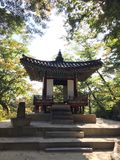 koreansk monument arkivfoto
