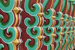 koreansk pagoda Fotografering för Bildbyråer