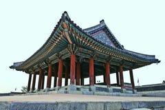 Koreansk paviljong Royaltyfri Bild