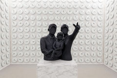 Koreansk paviljong av den 57th Venedig Biennale Royaltyfri Foto