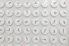 Koreansk paviljong av den 57th Venedig Biennale Arkivbild