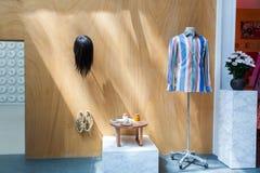 Koreansk paviljong av den 57th Venedig Biennale Royaltyfri Fotografi
