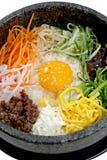 Koreansk rice Royaltyfria Bilder