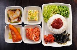 Koreansk rice Royaltyfri Bild