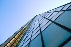 koreansk skyskrapa Royaltyfria Bilder