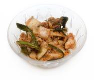 Koreanska Kimchee Arkivfoton