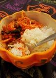 Koreanska Kimchi royaltyfri fotografi