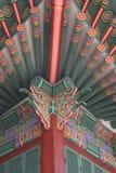 koreański pałacu Zdjęcie Royalty Free
