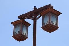 Koreatown, lampione di Los Angeles Fotografie Stock