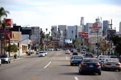 Koreatown Los Angeles lizenzfreie stockfotografie