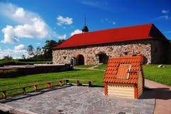 korela φρουρίων παλαιό Στοκ φωτογραφίες με δικαίωμα ελεύθερης χρήσης