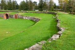 Korela-Festung (Kexholm) in Priozersk, Russland Lizenzfreies Stockbild