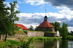 korela kareliya φρουρίων Στοκ Φωτογραφία
