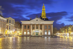 The Korenbeurs - former grain exchange in Groningen Stock Images