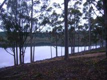 Korente poort dam Stock Images
