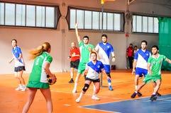 Korfball Championship Antalya - Turkey Stock Image