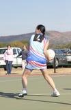 Korfball League Ladies games Royalty Free Stock Photography