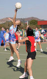Korfball League Ladies games Royalty Free Stock Photos