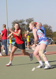 Korfball League Ladies games Stock Photography