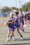 Korfball League Ladies games Royalty Free Stock Photo