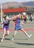 Korfball League Ladies games Royalty Free Stock Image