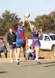 Korfball League Ladies games Stock Image