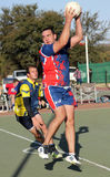 Korfball League Mens games Royalty Free Stock Image