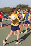 Korfball League Mens games Royalty Free Stock Photo