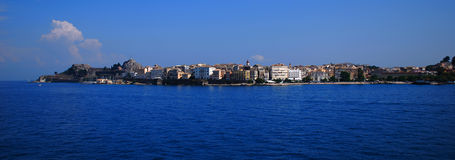 Korfu Stockfoto