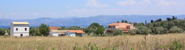 In Korfu Lizenzfreie Stockfotografie