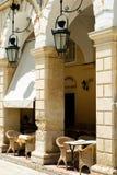 Korfu Stock Foto