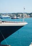 Korfu royalty-vrije stock foto's